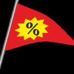 Rabattflagge